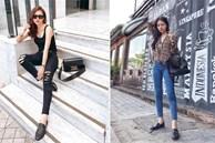 Ngoài Hà Tăng, phu nhân TGĐ tập đoàn đầu tư Cocobay cũng là 'thánh' diện quần skinny với loạt outfit khoe dáng siêu nuột