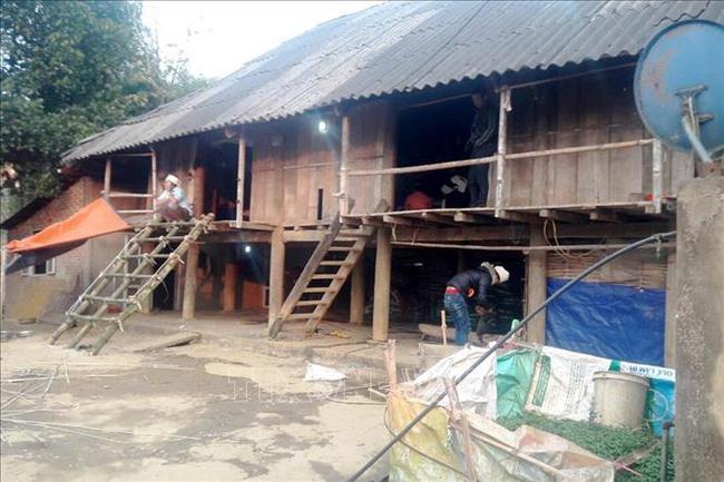 Thảm án ở Lai Châu: Nghịch tử chém chết bố mẹ, đâm trọng thương em trai rồi tự sát tại nhà-1