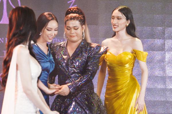 Netizen tranh luận khi 'Vedette' Vũ Thu Phương bị loại