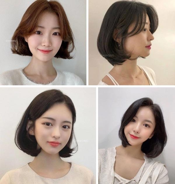 4 kiểu tóc ngắn đang làm mưa làm gió tại các salon Hàn Quốc, diện lên là trẻ xinh hơn hẳn-1