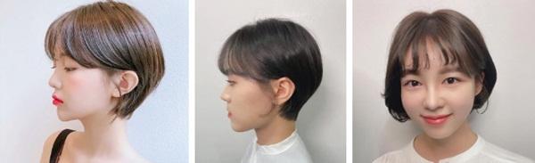 4 kiểu tóc ngắn đang làm mưa làm gió tại các salon Hàn Quốc, diện lên là trẻ xinh hơn hẳn-2