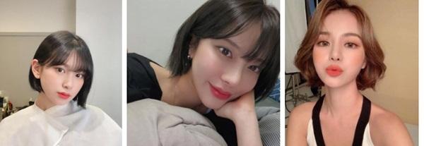 4 kiểu tóc ngắn đang làm mưa làm gió tại các salon Hàn Quốc, diện lên là trẻ xinh hơn hẳn-4