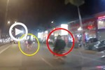 Rùng mình clip nhóm 'quái xế' Hải Phòng chạy xe máy 'tốc độ bàn thờ' rượt nhau giữa đường phố đông đúc