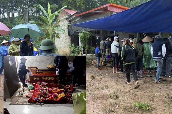 Vụ nghi cha sát hại 2 con rồi tự tử ở Phú Thọ: Chồng cắt tóc vợ vì đi cả đêm không về-1