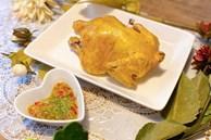 Mẹ Việt ở Nhật hướng dẫn cách làm món gà hấp muối thơm ngon, cả nhà đánh bay trong 'một nốt nhạc'