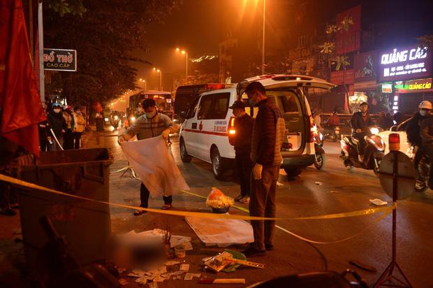 Vụ thai nhi bị vứt bỏ cạnh thùng rác ở Hà Nội: Bước đầu xác định chỉ có 1 thai, có ai đó nạo phá rồi vứt bỏ-1