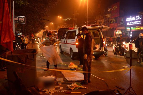 Vụ thai nhi bị vứt bỏ cạnh thùng rác ở Hà Nội: Bước đầu xác định chỉ có 1 thai