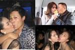 Trước nụ hôn với bé trai 8 tuổi, Ngọc Trinh đã có nhiều màn khoá môi phản cảm không kém