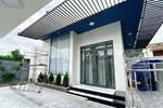 Nhà cấp 4 xây theo mô hình chống bão của cặp vợ chồng trẻ người Quảng Ngãi gây xôn xao vì đẹp như hình tạp chí, chính chủ tiết lộ chi phí gần 1,2 tỷ đồng