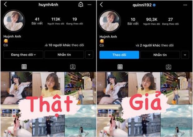 Bồ cũ Quang Hải bị lập Instagram pha-ke, bất ngờ hơn là danh tính chủ cũ của nick giả có tick xanh-1
