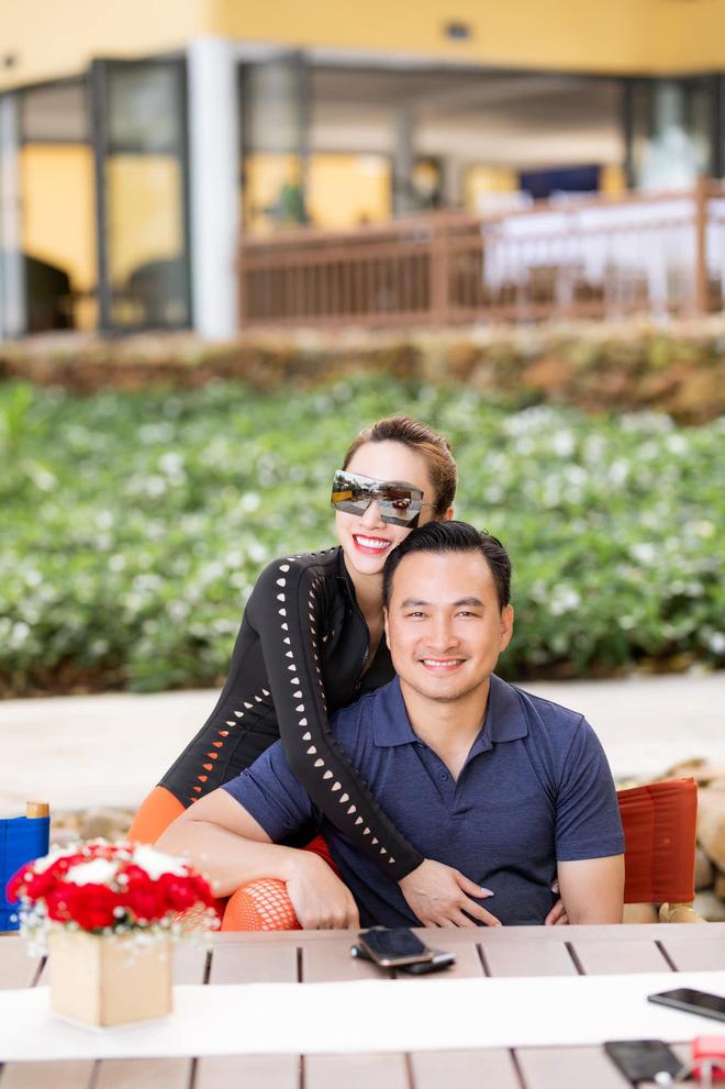 Sau hơn 1 năm công khai tình cảm, cuộc sống của Chi Bảo và bạn gái kém 16 tuổi ra sao?-1