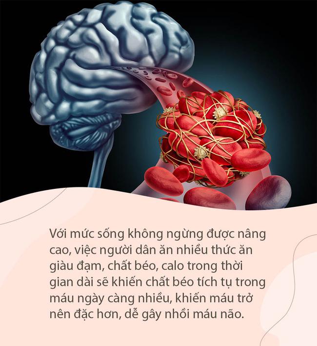 Khi mạch máu não bị tắc nghẽn, sẽ có 4 biểu hiện này ở bàn chân, chú ý để phòng tránh đột quỵ bất ngờ-1