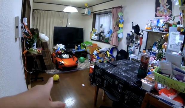 Quỳnh Trần JP lần đầu công khai căn trọ xập xệ trước khi sang nhà mới bạc tỷ ở Nhật, tiết lộ món đồ dùng để dằn mặt chồng-8
