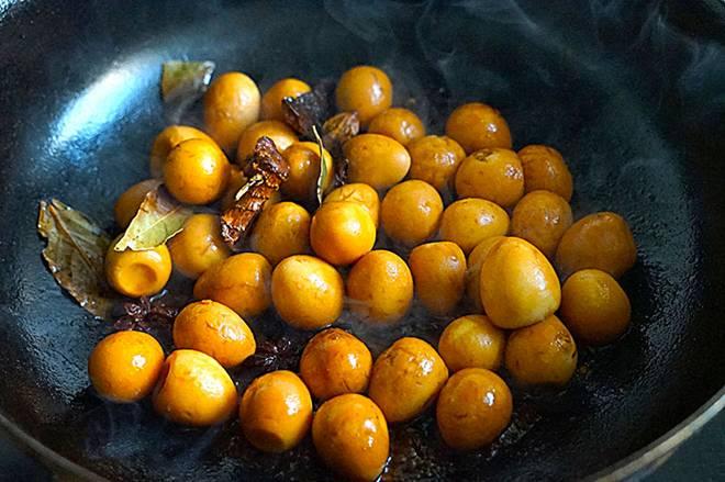 Bí quyết làm món trứng cút kho bắt mắt, đậm vị, mùa lạnh không thể thiếu-6