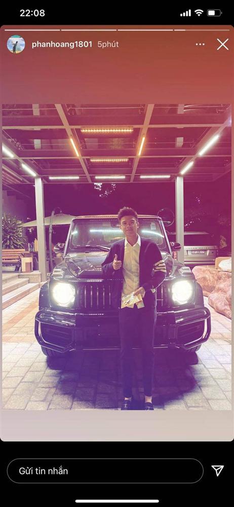 Phan Hoàng - em trai đại gia Phan Thành kết nạp xe sang gần 11 tỷ đồng vào bộ sưu tập siêu xe nhân ngày sinh nhật-1