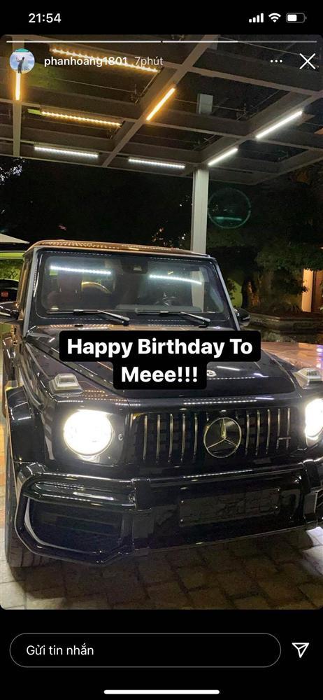 Phan Hoàng - em trai đại gia Phan Thành kết nạp xe sang gần 11 tỷ đồng vào bộ sưu tập siêu xe nhân ngày sinh nhật-3
