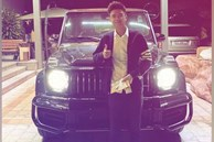 Phan Hoàng - em trai đại gia Phan Thành 'kết nạp' xe sang gần 11 tỷ đồng vào bộ sưu tập siêu xe nhân ngày sinh nhật