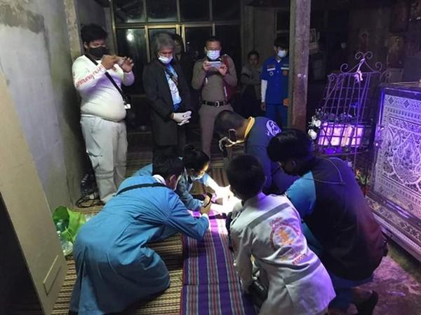 Thái Lan: Bé gái 11 tuổi chết tức tưởi sau khi mang thai ngoài tử cung, nghi bị ông nội cưỡng hiếp-3