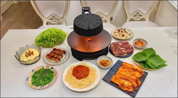 MC Diệp Chi vào bếp bày tiệc đãi bố, dân tình xuýt xoa khen vừa xinh, vừa giỏi lại còn nấu ăn siêu đỉnh-6