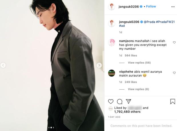 Lee Jong Suk bất ngờ bị réo tên giữa bê bối của Trịnh Sảng, nghi vấn là bạn sex, lộ dấu vết ở cổ lúc ngoại tình-5