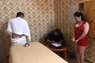 Bí mật những trò quái đản trong các quán massage kích dục cho khách