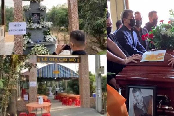 Tro cốt của cố ca sĩ Vân Quang Long về đến Đồng Tháp, gia đình tổ chức lễ an tán