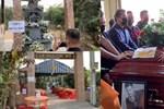 Tro cốt của cố ca sĩ Vân Quang Long về đến Đồng Tháp, gia đình tổ chức lễ an táng ấm cúng