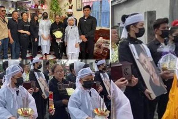 Gia đình tổ chức lễ an táng cố ca sĩ Vân Quang Long: Vợ hai Linh Lan không xuất