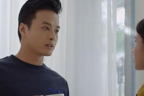 Hướng dương ngược nắng: Châu ghen khi thấy Kiên ở cùng Minh trong phòng riêng