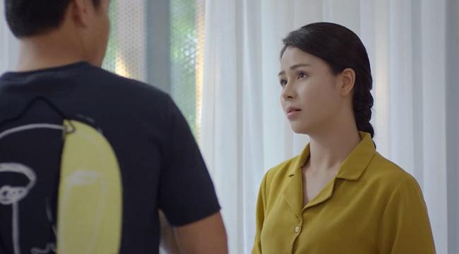 Hướng dương ngược nắng: Châu ghen khi thấy Kiên ở cùng Minh trong phòng riêng, đang thất tình lại va phải Phúc-3