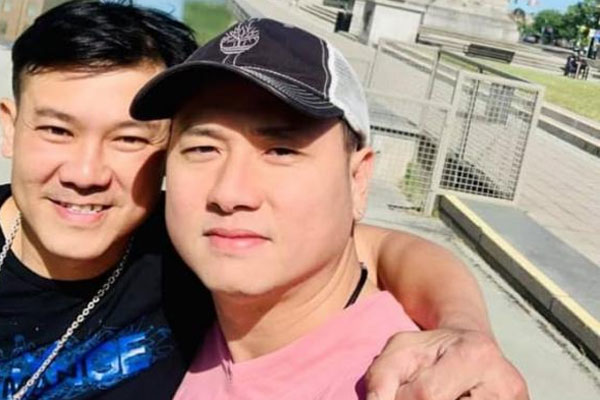 Hàn Thái Tú nghẹn ngào nhắn đến Vân Quang Long