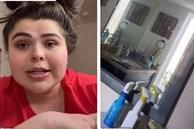 Chuyển vào nhà mới, cô gái phát hiện chiếc gương bị gắn chặt đến bất thường, không ngờ đằng sau đó là bí mật sởn da gà