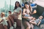 Cuộc sống của bà mẹ bỉm sữa từng khiến chị em phát cuồng, sinh 2 con vẫn sexy quyến rũ, được chồng yêu chiều hết mực sau 3 năm giờ ra sao?