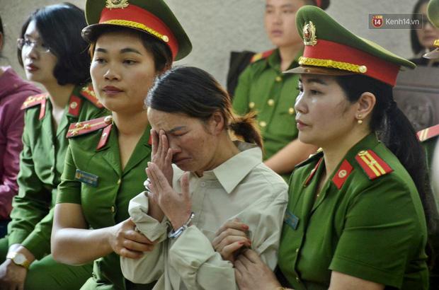Mẹ nữ sinh giao gà chuẩn bị hầu tòa phúc thẩm, xem xét kháng cáo-1
