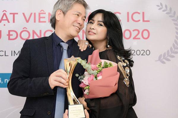 HOT: Diva Thanh Lam được bạn trai bác sĩ cầu hôn