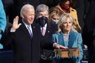 Ông Joe Biden tuyên thệ nhậm chức, chính thức trở thành Tổng thống thứ 46 của Mỹ