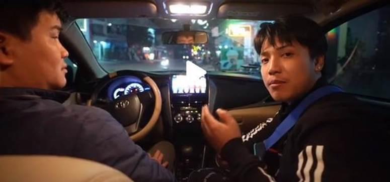 Danh tính thanh niên chi 35 triệu thuê taxi đi xuyên Việt từ Bắc vào Nam-2