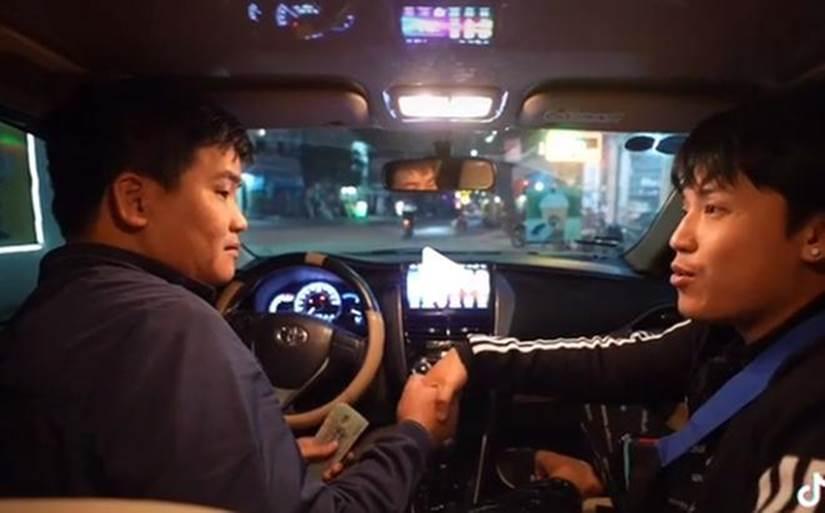Danh tính thanh niên chi 35 triệu thuê taxi đi xuyên Việt từ Bắc vào Nam-3