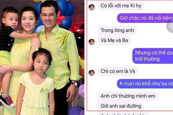 Sau lễ an táng cố ca sĩ, vợ cũ Vân Quang Long hé lộ tin nhắn chồng xin lỗi
