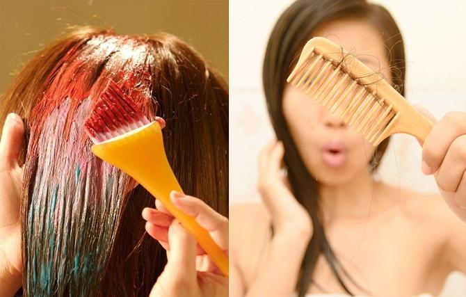 Một người nhuộm tóc nhiều sẽ khiến cơ thể phải đối mặt với 3 căn bệnh, điều cuối cùng là kinh khủng nhất-2
