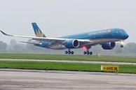 Hà Nội thời tiết rất xấu, nhiều chuyến bay không thể hạ cánh tại Sân bay Nội Bài