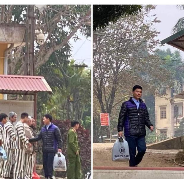 Bác sĩ Hoàng Công Lương cải tạo tốt, được ân xá, ra tù trước 11 tháng-1