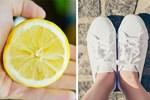 5 mẹo làm sạch giày giúp bạn tự tin