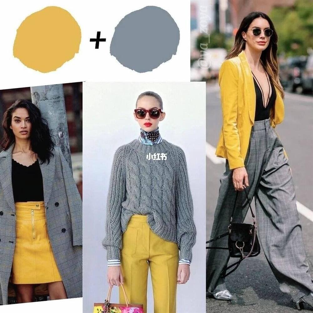 8 cách kết hợp với gam màu xám để nâng hạng phong cách, dù diện đồ rẻ nhưng ai cũng nghĩ là đồ xịn-10