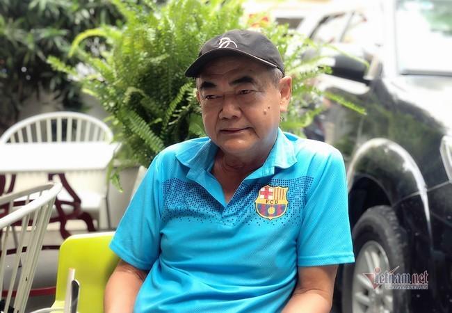 Cuộc sống ở trọ, không vợ con của NSND Việt Anh tuổi 63-5