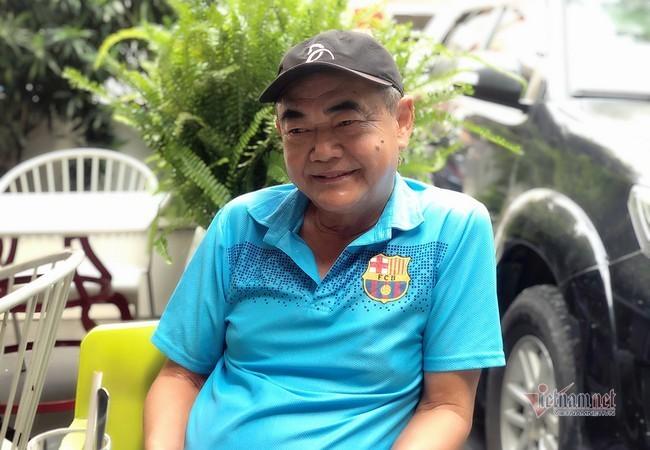 Cuộc sống ở trọ, không vợ con của NSND Việt Anh tuổi 63-4