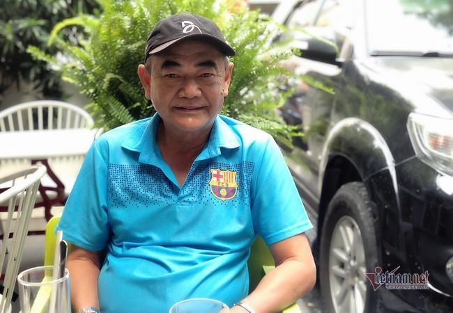 Cuộc sống ở trọ, không vợ con của NSND Việt Anh tuổi 63-1