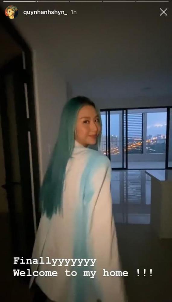 Quỳnh Anh Shyn hé lộ mọi ngóc ngách của căn hộ mới tậu: Nhìn qua cũng thấy xinh sang-1