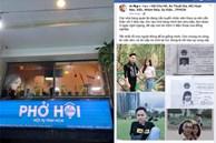 Đôi nam nữ tố quán phở Hội ở TP.HCM vu khống trộm điện thoại, cố tình không trả lương