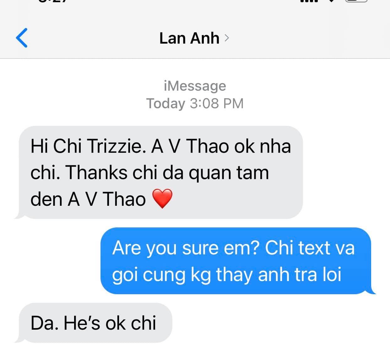 Bà xã MC hải ngoại Việt Thảo phản hồi tin đồn chồng bị đột quỵ, vỡ mạch máu não-4